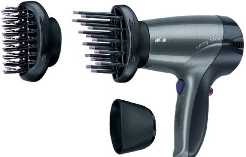 Насадки для фена. Как выбрать фен для волос