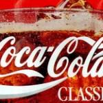 Coca-Cola удаляет ржавчину
