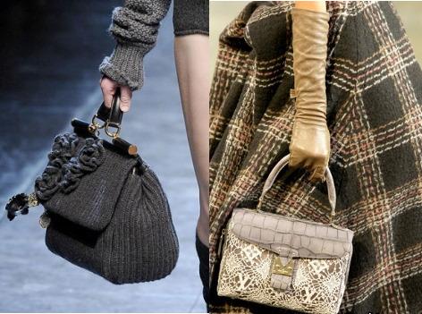 Модные сумки осень 2011
