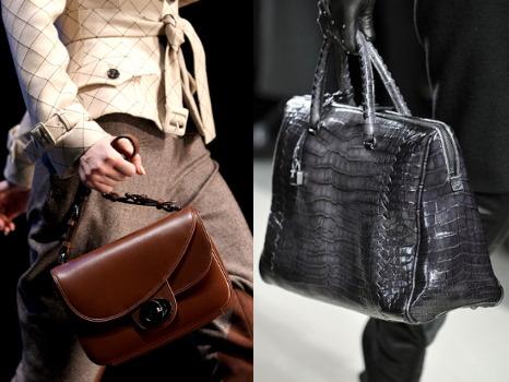 Женская мода осень 2011.