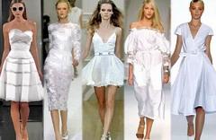 В моде белый