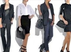 Базовый осенний гардероб 2011