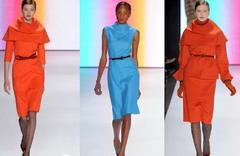 Модные цвета 2011-2012