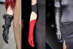 Модные женские перчатки осень-зима 2011-2012
