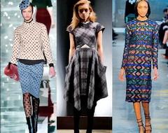 Модные принты осень-зима 2011-2012