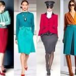 Модные юбки сезон осень-зима 2011-2012