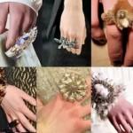 Модные браслеты и кольца сезона осень-зима 2011-2012