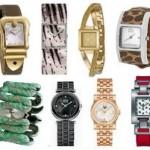 Модные женские часы осень-зима 2011-2012