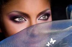 Модный макияж осень-зима 2011-2012: «кошачий взгляд»