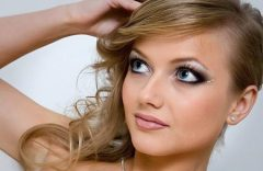 Модный макияж осень 2012 1