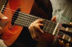 igrat na gitare
