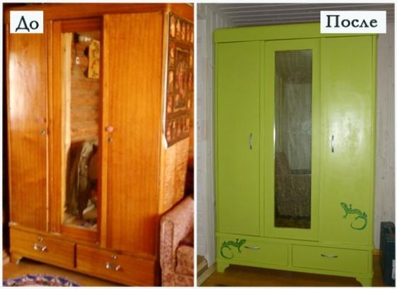 Как обновить мебель из дсп своими руками фото 487