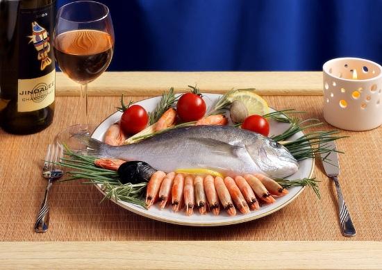 какое вино пьют с рыбой