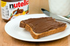 Nutellabrot