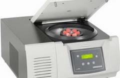 центрифуга с охлаждением