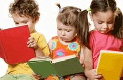 книги для детишек