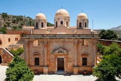 Ландшафтный парк и монастырь Кесариани